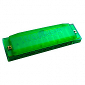 Губная гармоника Hohner Happy Color Harp Green M5153 До-мажор (C)
